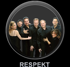 Iris Gillon IGMC Presents RESPEKT Band Corporate events wedding